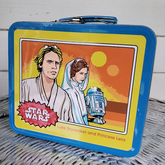 Star Wars Metal Lunchbox